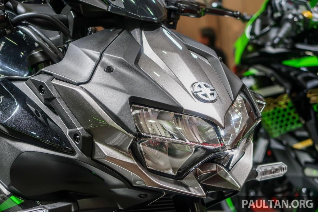 Can canh sieu nakedbike Kawasaki Z H2, suc keo khung hon Ninja H2 hinh anh 8