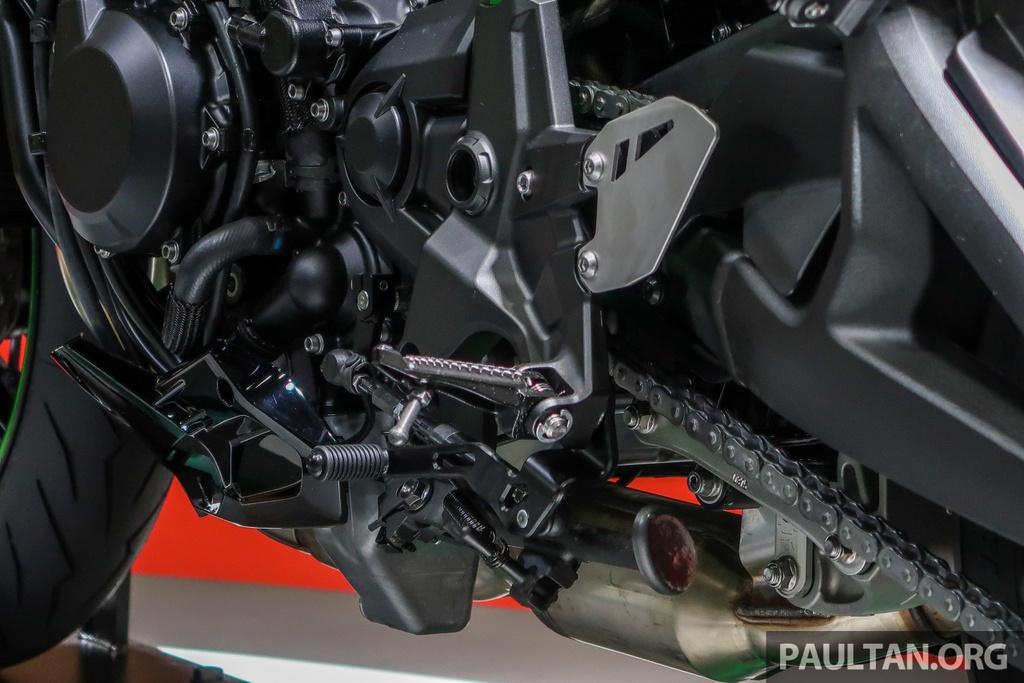 Can canh sieu nakedbike Kawasaki Z H2, suc keo khung hon Ninja H2 hinh anh 10
