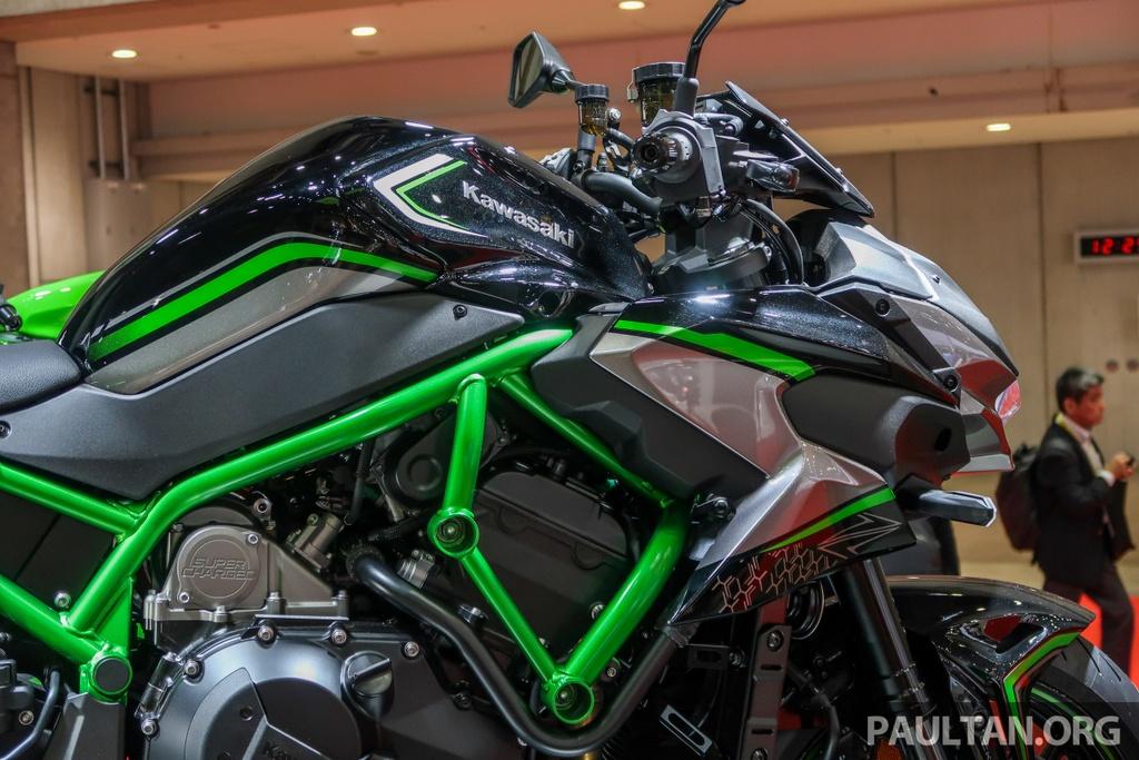 Can canh sieu nakedbike Kawasaki Z H2, suc keo khung hon Ninja H2 hinh anh 6