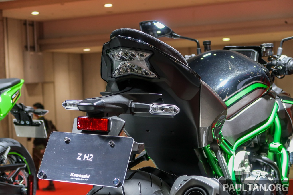 Can canh sieu nakedbike Kawasaki Z H2, suc keo khung hon Ninja H2 hinh anh 7