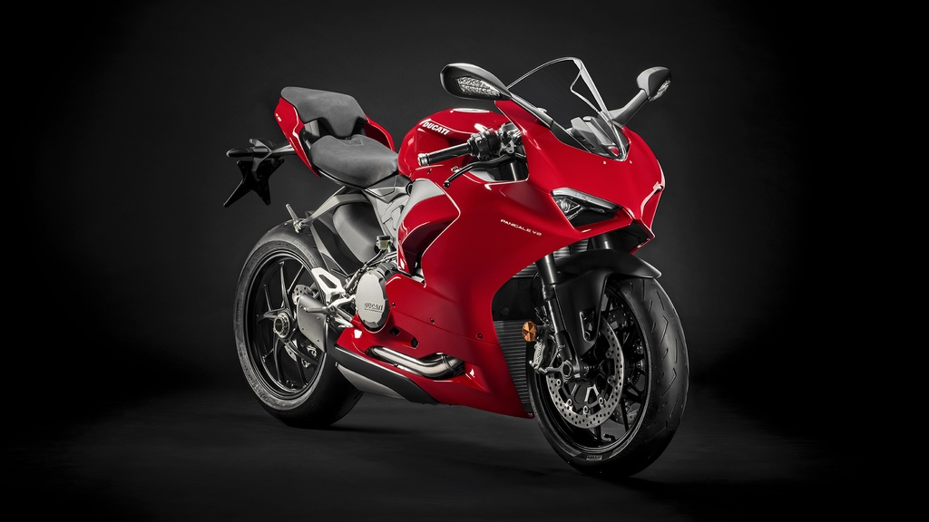 Ducati Panigale V2 ra mat anh 1