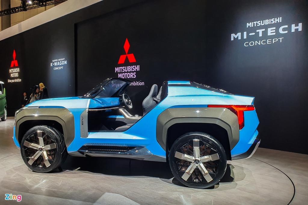 Mitsubishi Mi-Tech Concept ra mat anh 9
