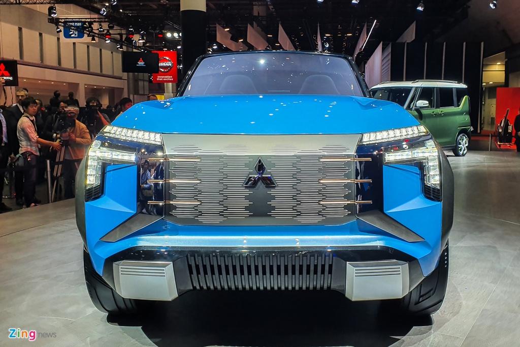 Mitsubishi Mi-Tech Concept ra mat anh 4