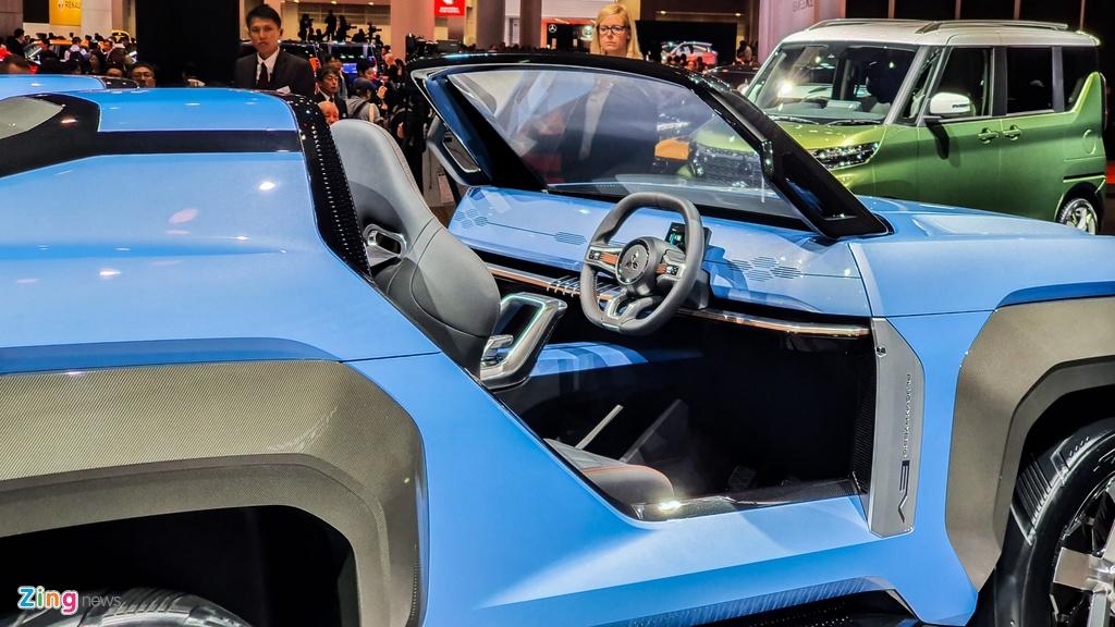 Mitsubishi Mi-Tech Concept ra mat anh 6