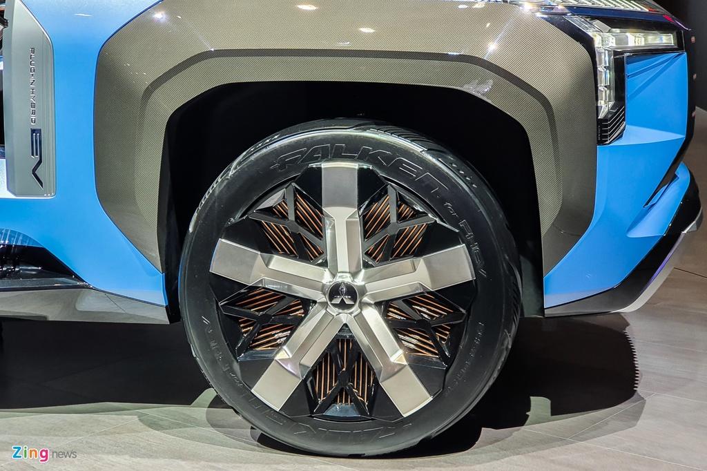 Mitsubishi Mi-Tech Concept ra mat anh 5