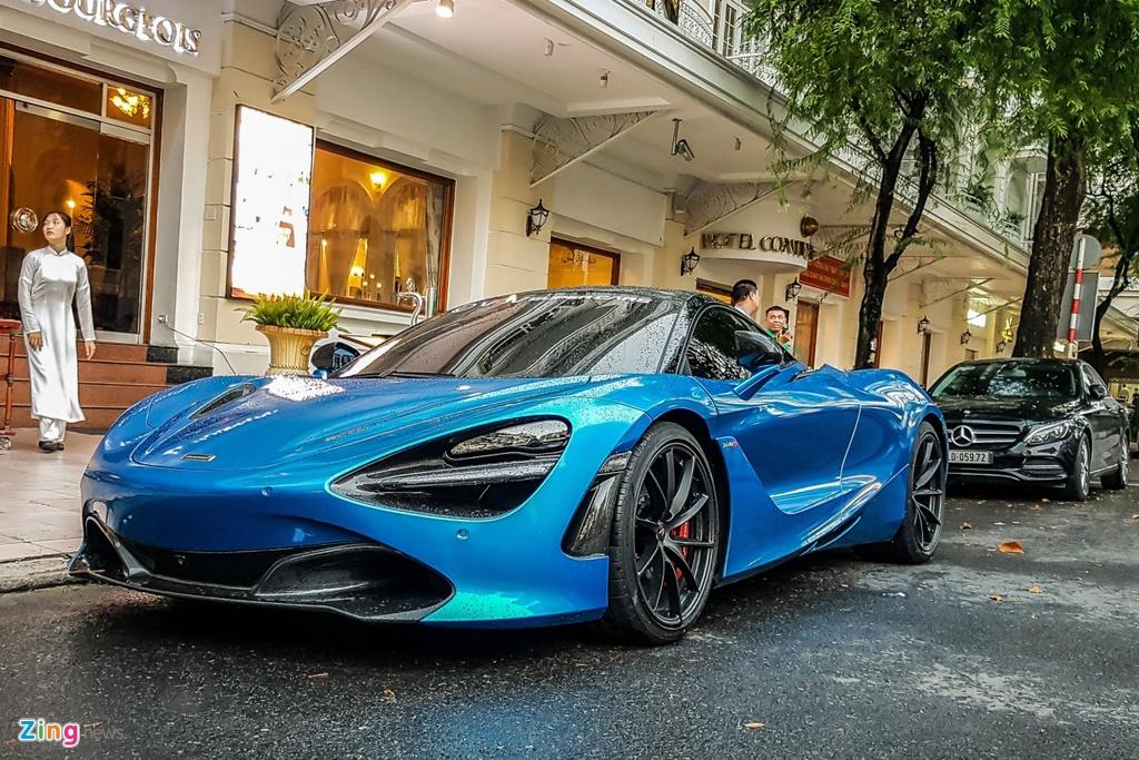 McLaren 720S lot xac anh 1