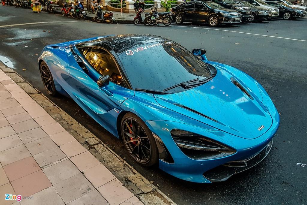 McLaren 720S lot xac anh 8
