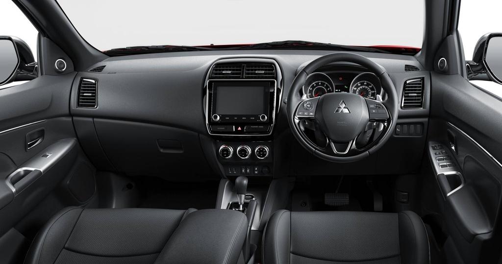 Mitsubishi Outlander 2020 co gia tu 17.000 USD tai Australia hinh anh 8