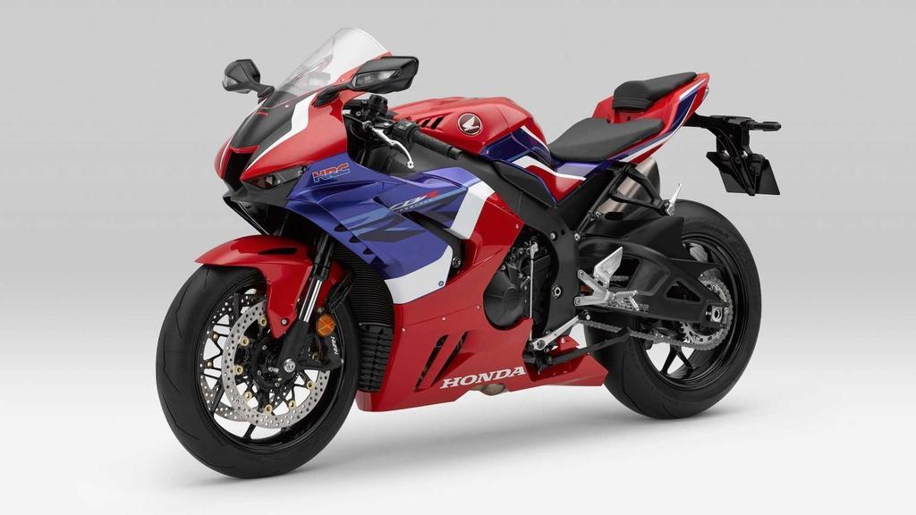 Honda CBR1000RR-R the he moi trinh lang voi thiet ke ham ho hinh anh 1