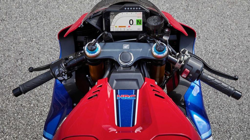 Honda CBR1000RR-R the he moi trinh lang voi thiet ke ham ho hinh anh 18
