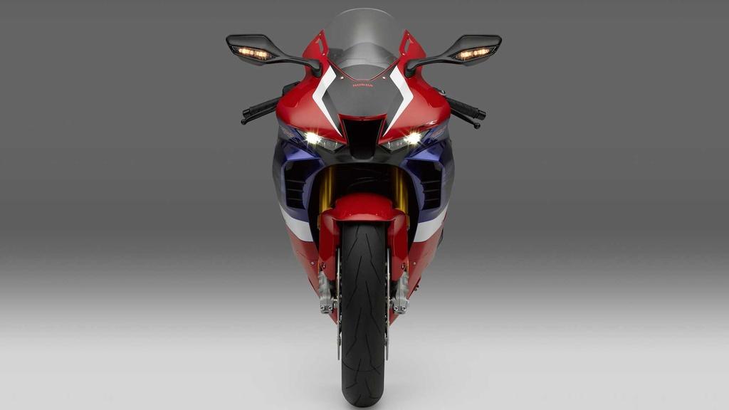 Honda CBR1000RR-R the he moi trinh lang voi thiet ke ham ho hinh anh 2