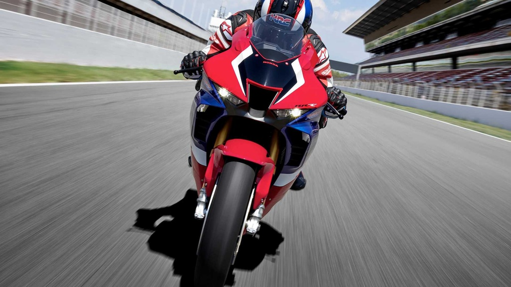 Honda CBR1000RR-R the he moi trinh lang voi thiet ke ham ho hinh anh 7