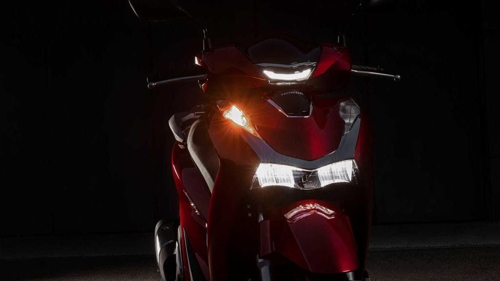 Honda SH 2020 ra mat anh 2