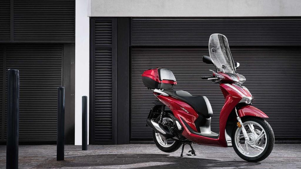 Honda SH 2020 ra mat anh 1