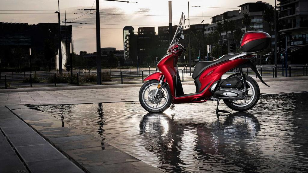 Honda SH 2020 ra mat anh 3