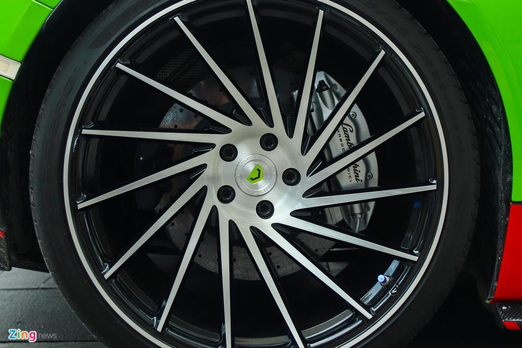 Lamborghini Huracan do RevoZport anh 7