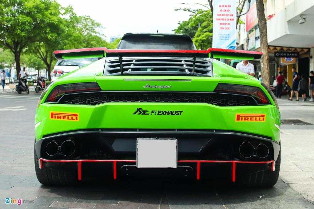 Lamborghini Huracan do RevoZport anh 4
