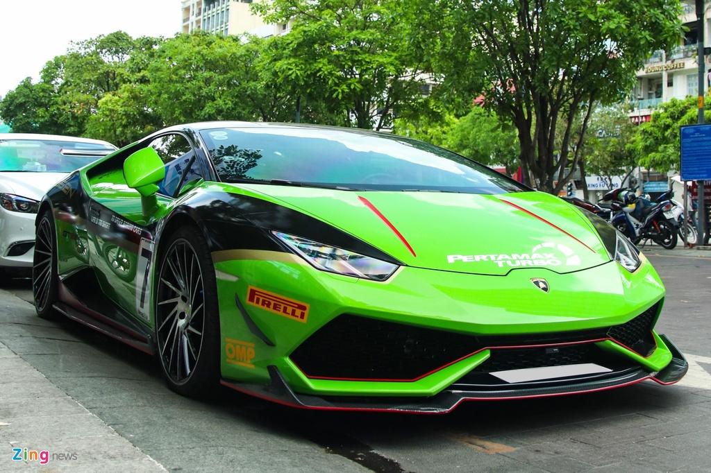 Lamborghini Huracan do RevoZport anh 12