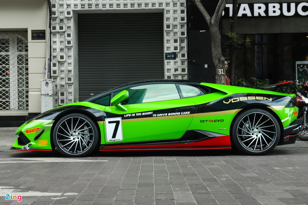 Lamborghini Huracan do RevoZport anh 2