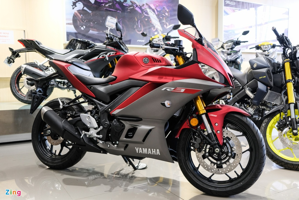 Yamaha YZF-R3 2019 gia 120 trieu tai Philippines, can ke ngay ve VN hinh anh 1
