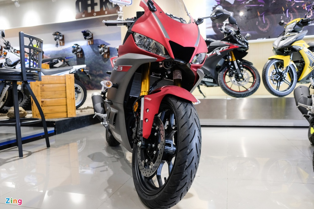 Yamaha YZF-R3 2019 gia 120 trieu tai Philippines, can ke ngay ve VN hinh anh 2