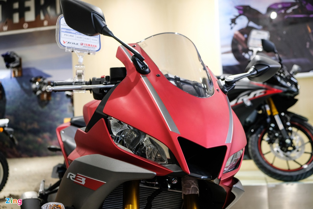 Yamaha YZF-R3 2019 gia 120 trieu tai Philippines, can ke ngay ve VN hinh anh 4