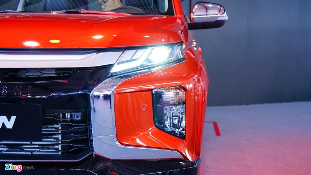 Mitsubishi Triton 2020 ra mat tai Viet Nam, gia tu 600 den 865 trieu hinh anh 2