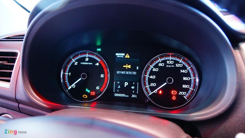Mitsubishi Triton 2020 ra mat tai Viet Nam, gia tu 600 den 865 trieu hinh anh 11