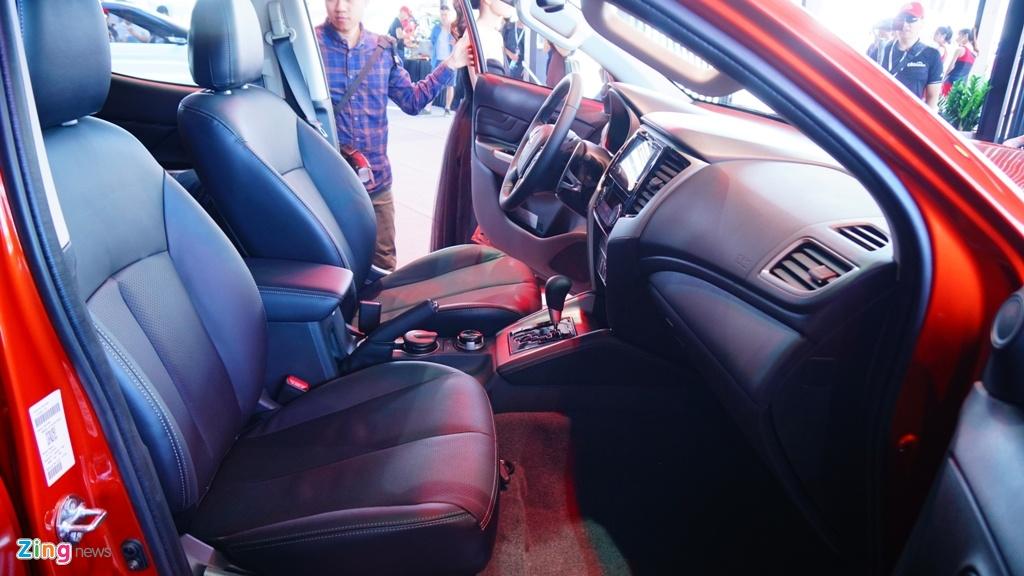 Mitsubishi Triton 2020 ra mat tai Viet Nam, gia tu 600 den 865 trieu hinh anh 13