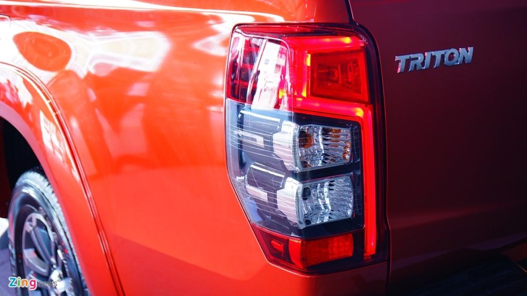 Mitsubishi Triton 2020 ra mat tai Viet Nam, gia tu 600 den 865 trieu hinh anh 5