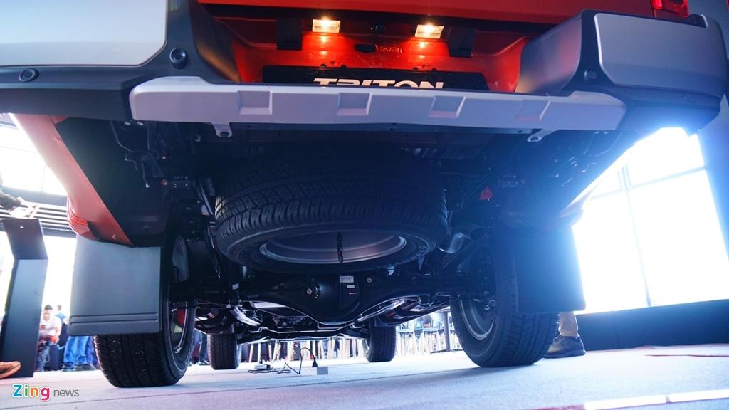 Mitsubishi Triton 2020 ra mat tai Viet Nam, gia tu 600 den 865 trieu hinh anh 6