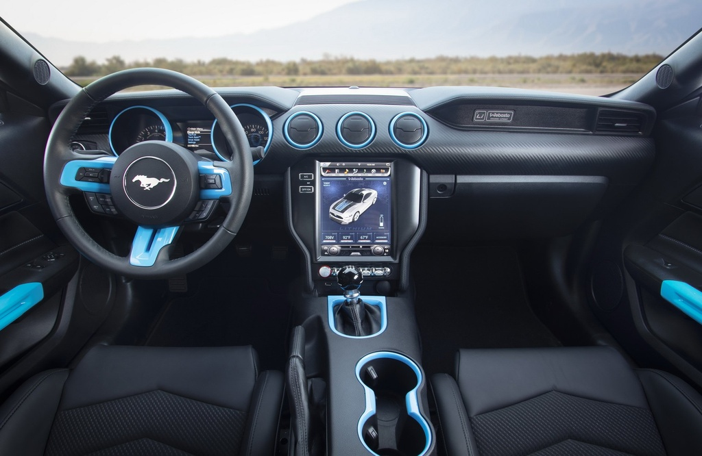 Ford ra mat Mustang chay dien voi mo-men xoan 1.355 Nm hinh anh 6