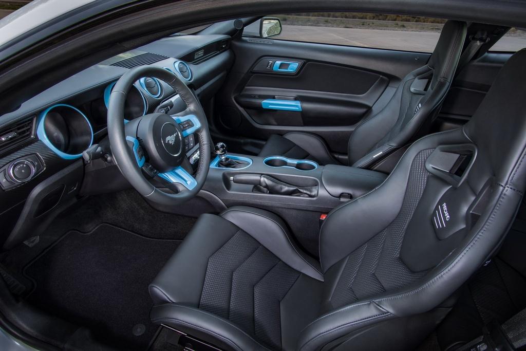 Ford ra mat Mustang chay dien voi mo-men xoan 1.355 Nm hinh anh 9