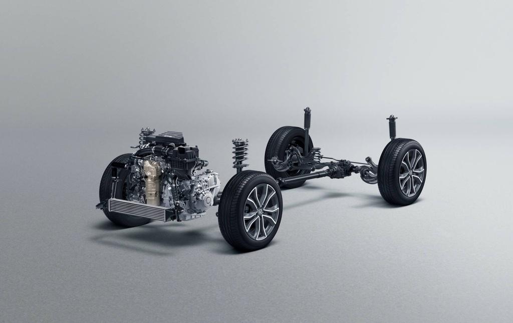 Honda CR-V 2020 ra mat anh 4