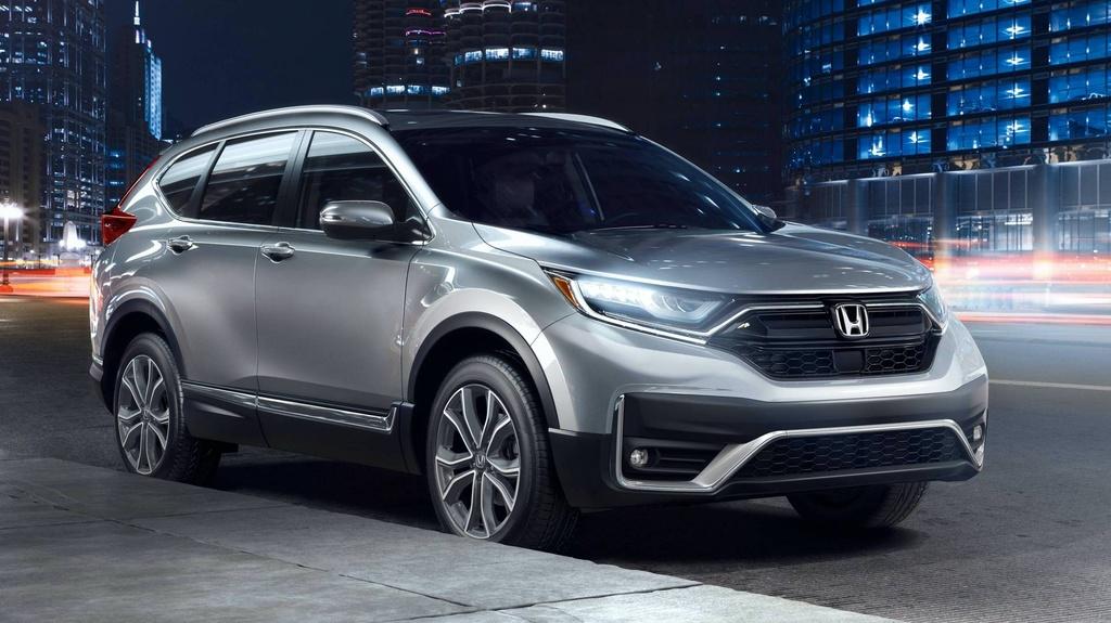 Honda CR-V 2020 ra mat anh 3