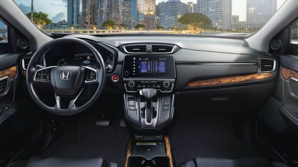Honda CR-V 2020 ra mat anh 7