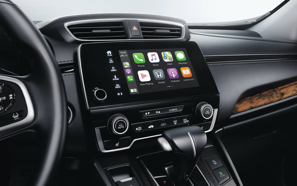 Honda CR-V 2020 ra mat anh 8