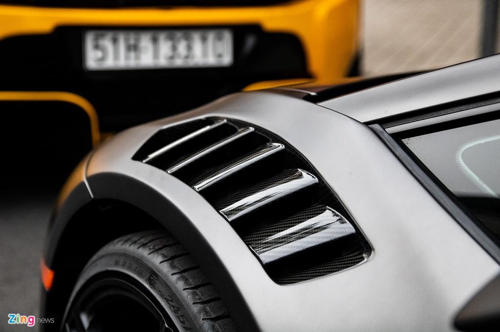 Lamborghini Huracan phong cach sieu xe trieu do Reventon tai TP.HCM hinh anh 6