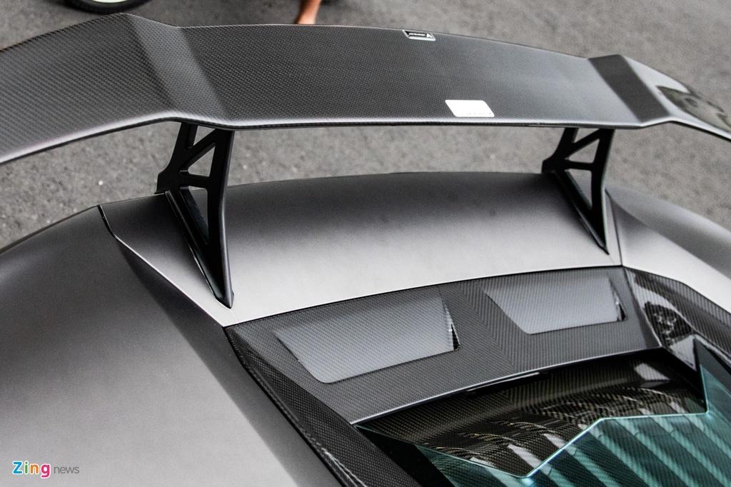 Lamborghini Huracan phong cach sieu xe trieu do Reventon tai TP.HCM hinh anh 8