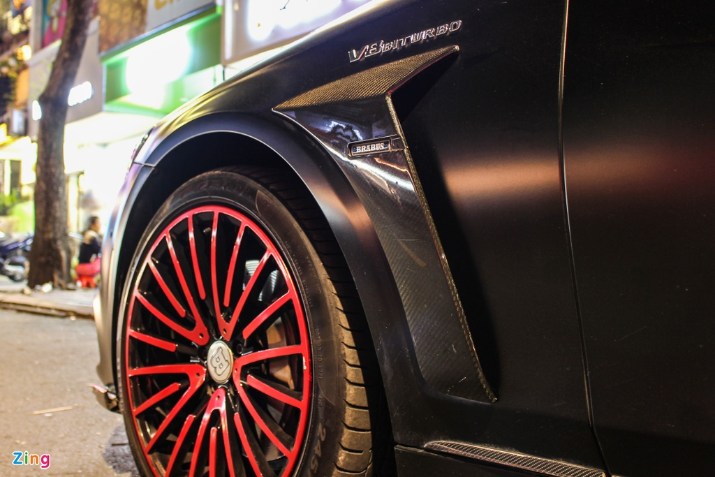 Mercedes-Benz S-Class do Brabus anh 5