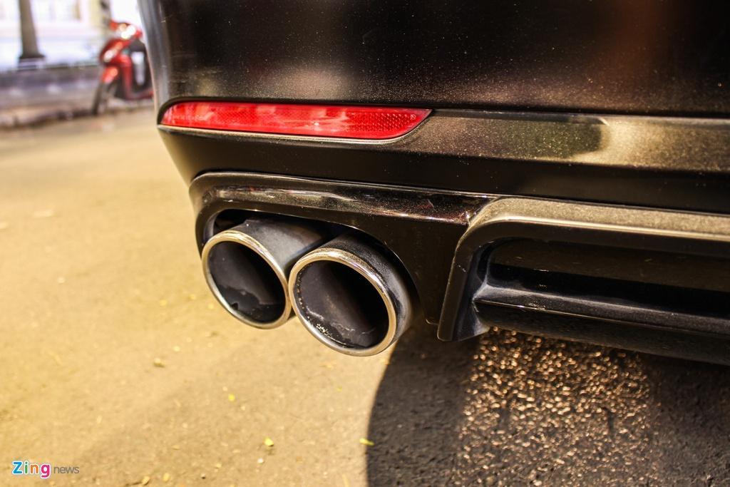 Mercedes-Benz S 400 bien hinh thanh xe the thao tai TP.HCM hinh anh 7