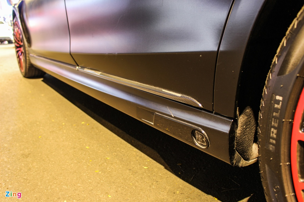 Mercedes-Benz S 400 bien hinh thanh xe the thao tai TP.HCM hinh anh 9