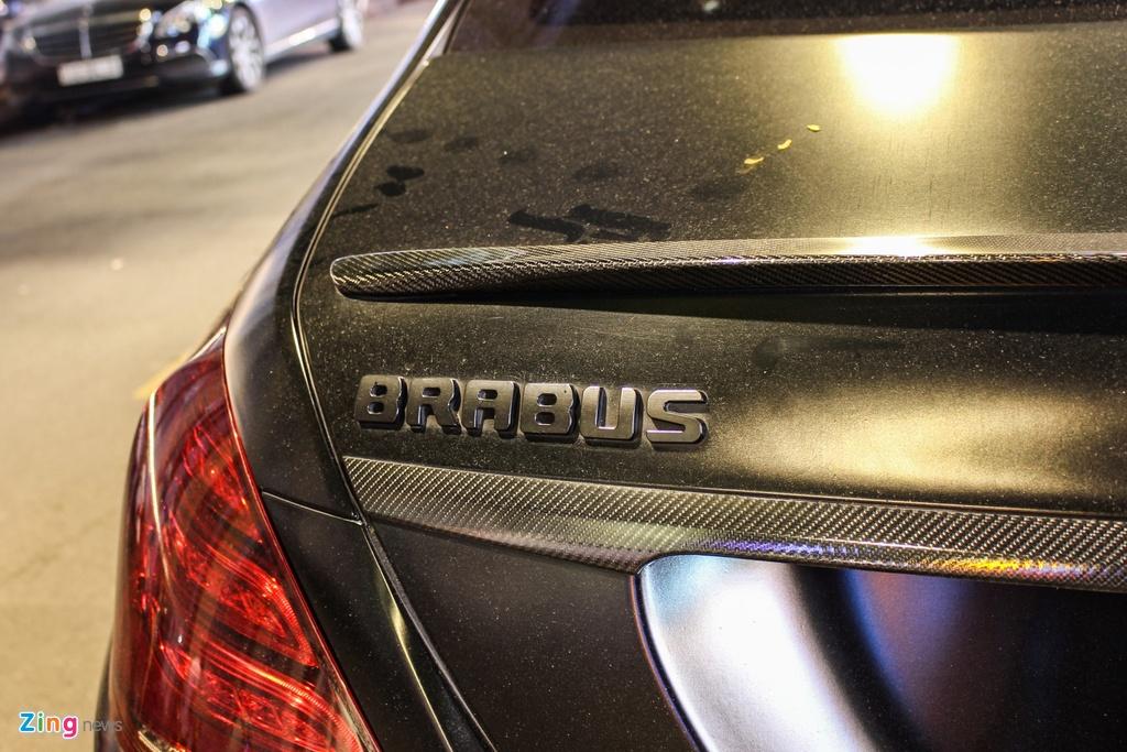 Mercedes-Benz S 400 bien hinh thanh xe the thao tai TP.HCM hinh anh 6