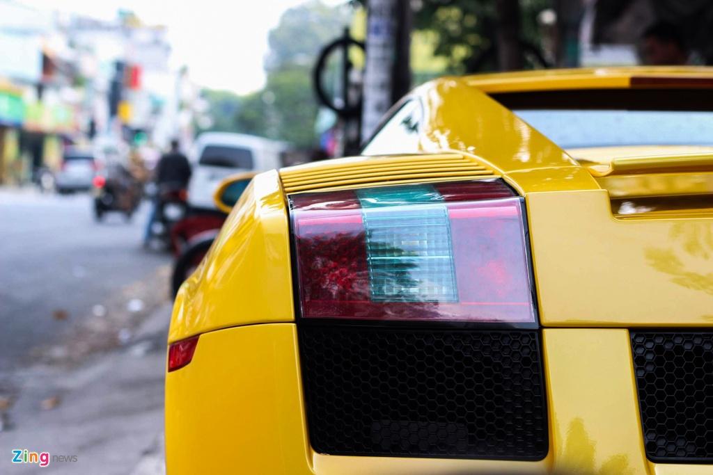 Chiec Lamborghini cua Cuong Do La mo dau phong trao sieu xe o VN hinh anh 8