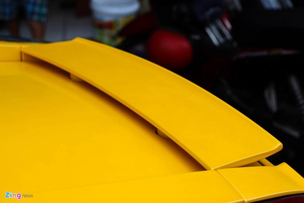 Chiec Lamborghini cua Cuong Do La mo dau phong trao sieu xe o VN hinh anh 9