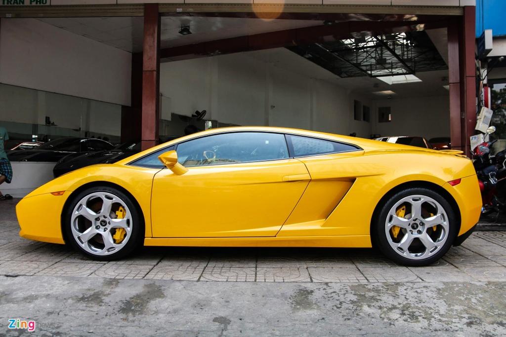 Chiec Lamborghini cua Cuong Do La mo dau phong trao sieu xe o VN hinh anh 3