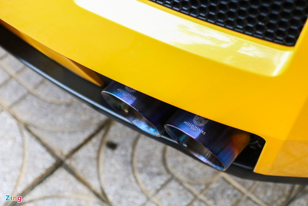 Chiec Lamborghini cua Cuong Do La mo dau phong trao sieu xe o VN hinh anh 11