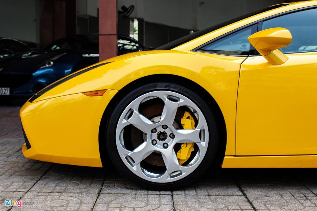 Chiec Lamborghini cua Cuong Do La mo dau phong trao sieu xe o VN hinh anh 6