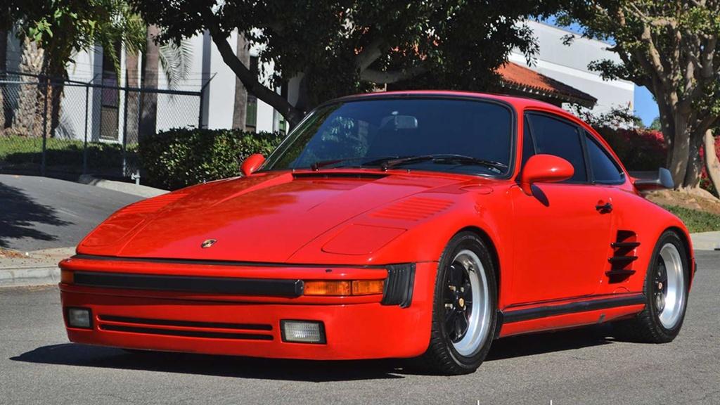Hang hiem Porsche 911 doi 1979 do ngoai that cua 930 Turbo hinh anh 1