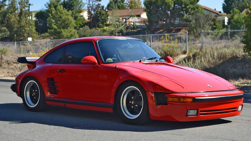 Hang hiem Porsche 911 doi 1979 do ngoai that cua 930 Turbo hinh anh 4